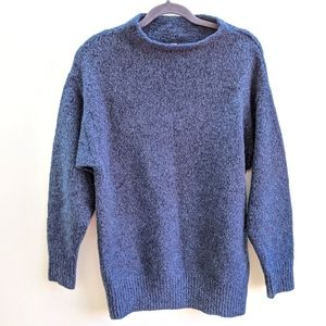 UNIQLO TEAL PULLOVER SWEATER SIZE XS